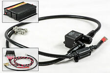 Sprinter/Crafter Split Charge Electrical Wiring Kit 200A/Amp Relay 12v+ Inverter
