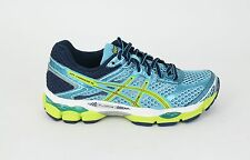 Asics Women's Gel-Cumulus 16 Turquoise Sharp Green Navy T489N.4089 SALE