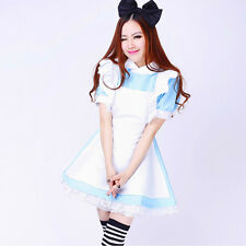 Maid Costume Alice In Wonderland Sexy Maids Outfit Fancy Dress Cosplay Party
