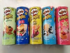 Japan Exclusive! Limited Release Pringles Potato Chips in Various Flavors