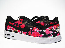 BRAND NEW NIKE AIR FORCE 1 AC QS FLORAL GS 4Y-7Y LIMITED KIDS WOMEN lebron kd