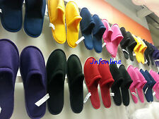 NEW IKEA assorted colorful slippers -- S/M -- Choose from 7 colors