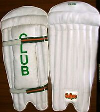 New Cricket Wicketkeeping Pads 3 Sizes Boys Youth or Mens Wicket Keeper Pads