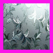 Privacy Glass Window Film,Frosted Glass free P&P| Free Cloth(Picasso )