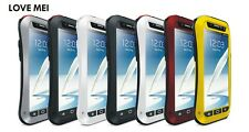 Aluminum Metal Gorilla Waterproof Case Cover For Samsung Galaxy Note2 7100 New
