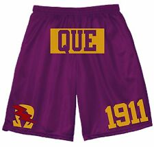 "Omega Psi Phi Inspired ""Team Greek"" Jersey Shorts"