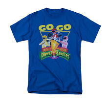 POWER RANGERS GO GO T SHIRT SM MED LG XL 2XL 3XL