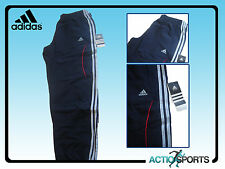 ADIDAS Record CH Woven Dark Navy Trackpants S to XL