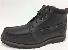 Timberland Earthkeepers Mens Heritage MT Dark Brown Leather Chukka Boots 6847A