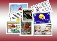 FRIDGE MAGNETS Quotes Saying Collectors Gift Present Novelty Christmas Wholesale