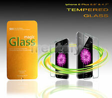 """Tempered Glass Protective Screen Protector Film for Apple iPhone 6 Plus 5.5""""4.7"""""""