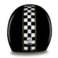 NEW Daytona Cruiser 3/4 Open Face Helmet - CAFE RACER - ALL SIZES SHIP FREE