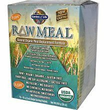 Garden of Life Raw Meal Packets 10/Box (Brand New & Sealed)
