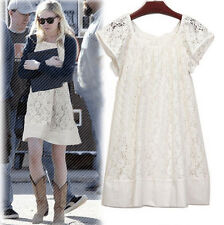 Lace Dress Club Dress Womens Girl Casual Skirt Summer 2014 New  Woman Fashion