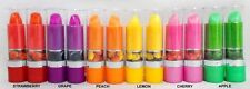 Cosmetics: Wholesale Lot 12 Pcs - Magic Lipsticks - Fruit Scented  (# ECOSL019)