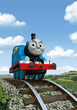 THOMAS & FRIENDS THE TANK ENGINE TT04 GIANT LARGE WALL Art Poster A0 A1,A2,A3,A4