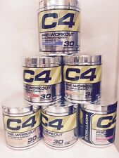 CELLUCOR C4 EXTREME PRE-WORKOUT W/NO3 - 30 SERVINGS - 12 FLAVORS - FREE SHIPPING