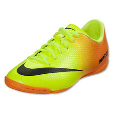 Nike Mercurial Victory IC Jr 555646-708 Indoor Soccer Shoes New Retail $50
