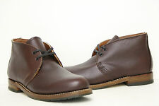 "Red Wing Heritage Chukka Cigar ""Made in USA"" Boots Shoes 9017 Mens 8 Available."