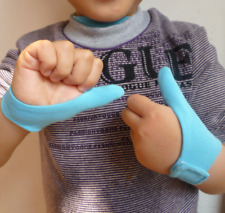 5-6 years old Kid thumb guards /Baby Stop Thumbsucking Gloves Stop Thumb Sucking