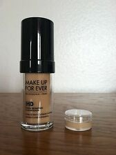 Make Up For Ever HD FOUNDATION SAMPLE, shades 115/120/125/130/140/153/170 + MORE