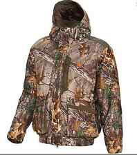 Game Winner® Men's Insulated Camo Jacket REALTREE OR MOSSY OAK  FREE SHIPPING