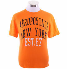 Aeropostale Men Short Sleeve Aero NY 87 Graphic T-Shirt Style 4760 $0 Free Ship