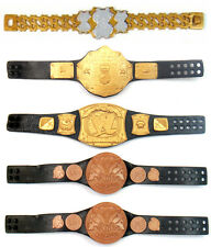 WWE World Heavyweight Championship Intercontinental Tag Team Belts Toys Figures