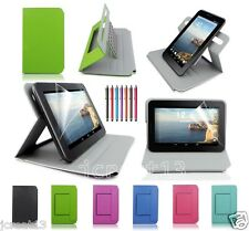 "Folio Leather Case Cover+Gift For 8"" Le Pan mini 8-inch Android Tablet GBA"