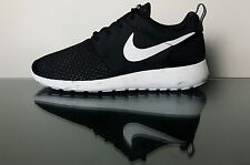 Nike Roshe Run M 669985-001 Black White Cool Grey Anthrct Mens Casual Sneakers
