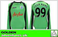 *12 / 13 - LOTTO ; QPR 3rd KIT GK SHIRT LS / PERSONALISED = XXL*