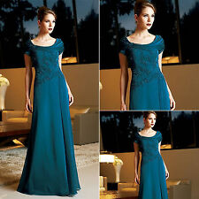 Gorgeous formal party Ball gowns long mother of the bride/groom dresses Custom