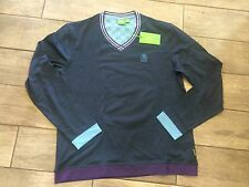 HUGO BOSS Mens T-Shirt Quality Rare Model Tilli by BOSS Green - New With Tags