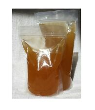 WHITE HONEY WITH HONEYCOMB  BITS 100%  PURE, RAW & NATURAL ( Stand-Up Pouch )