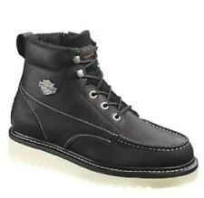 Harley-Davidson Men's Beau Zip-Up Motorcycle Boots D93135