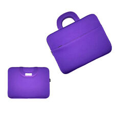 "Purple ケース Carrying Sleeve Case for 11.6"" 12'' 12.5"" Ultrabook Laptop Chromebook"