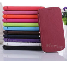 OEM Flip PU Leather Cover Case For Samsung Galaxy Trend Plus S7580 S7582 S7562