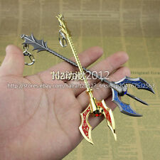 "6.5""16.5cm League of Legends LOL The Tidal Trickster Fizz Alloy Keychain Keyring"