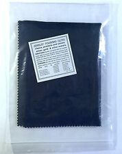 """12""""x15"""" FINE Gold And Silver Polishing Cloth Jewelry Cleaning Cloth -X Large"""