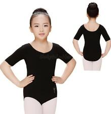 New Girls Toddlers Ballet Dancewear Gymnastics Kids Children Leotard Costume