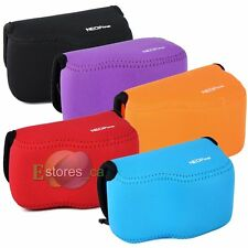 5 Colors Neoprene Soft Camera Protect Case Bag For Sony A6000 16-50mm Lens NEW