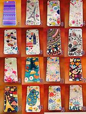 """iPhone 6 4.7""""/5.5"""" Case Cover 3D Texture Colorful Painted Pattern Hard Case Skin"""