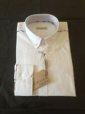 Burberry Brit Shirt For Men Free Shipping Colour White New with TAGS