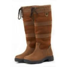 Dublin River Boots Wide Calf  WATERPROOF Country Horse Riding Boots UK sizes 4-8