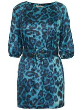 BRAND NEW & ORIGINAL BY DARLING A/W14 KARYN LEOPARD PRINT TUNIC ** GORGEOUS ON