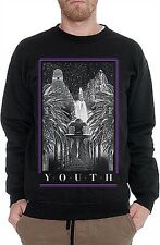 Karmaloop Paper Root The Youth Crew Black