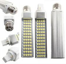 E27 G24 11W 52 LEDs 52 5050SMD PL LED Light Lamp bulb 110V 220V equal to 80W