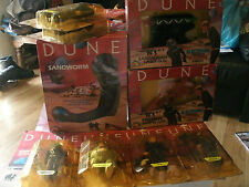 HUGE 1984 DUNE FIGURE COLLECTION 19 TO CHOOSE MSOC MISB NEW UNOPENED RARE ITEMS