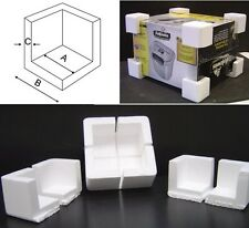 Packaging Packing Protective Corner Edge Poly Foam Polystyrene Protection Post