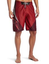 NWT AlpineStars (Astars) Faze Rival Bright Red Swim Trunks Boardshorts